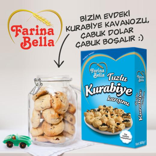 Farina Bella Helalsitesi.com da